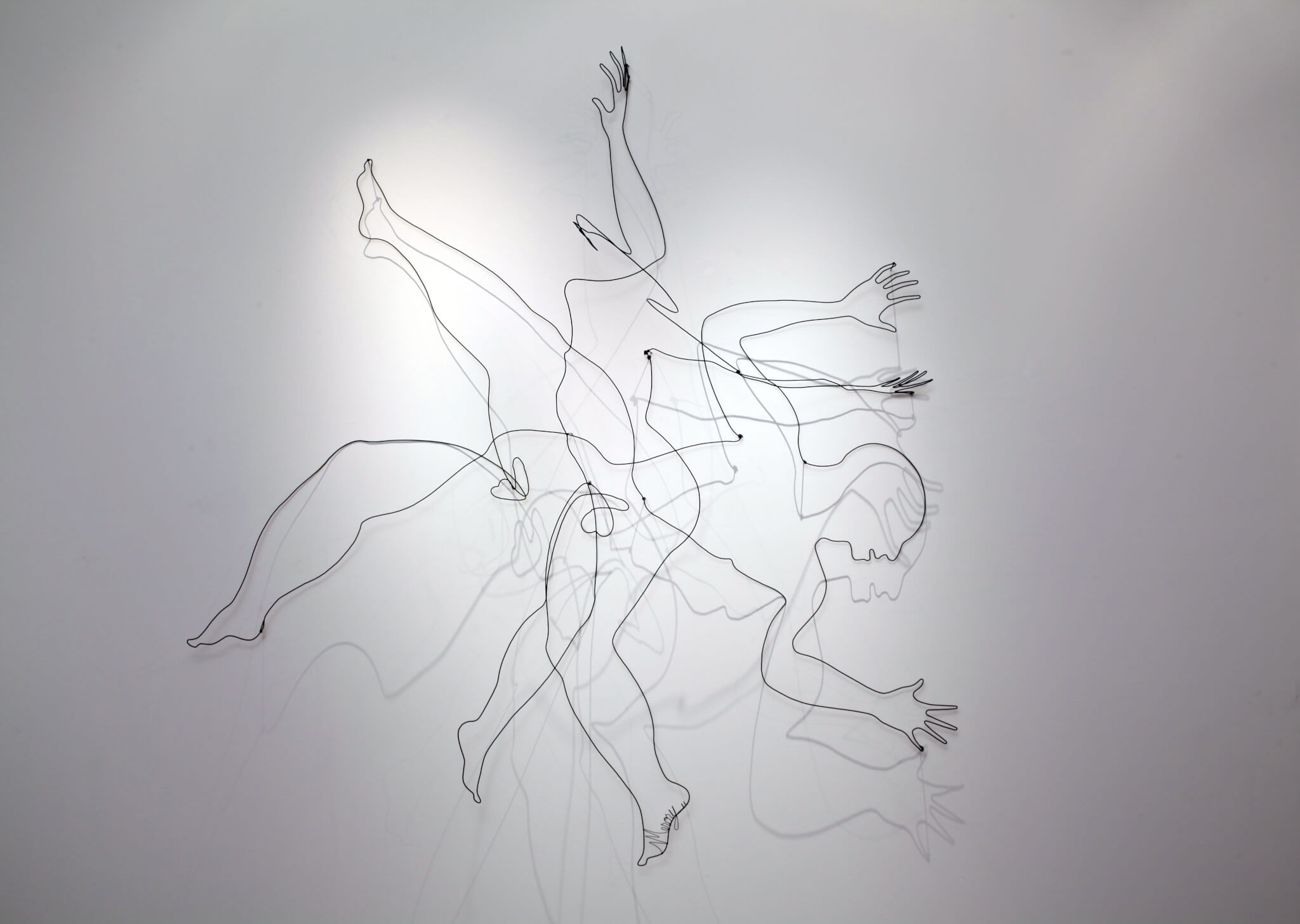 "Pamela Merory Dernham, ""Athens or Sparta"", 2011"