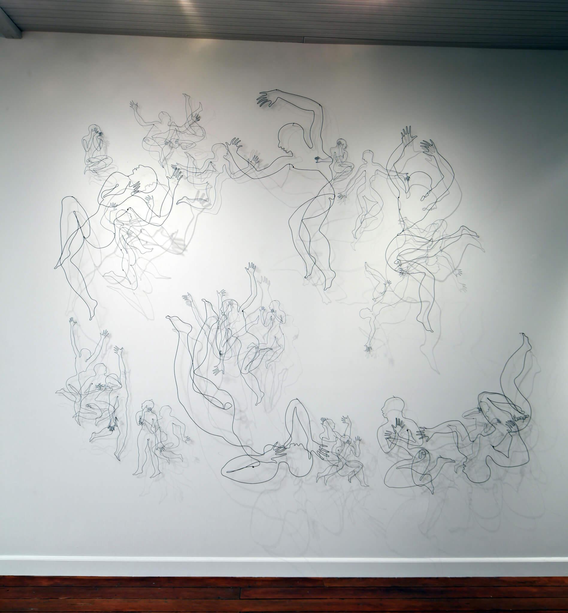 "Pamela Merory Dernham, ""Body Language"", 2011"