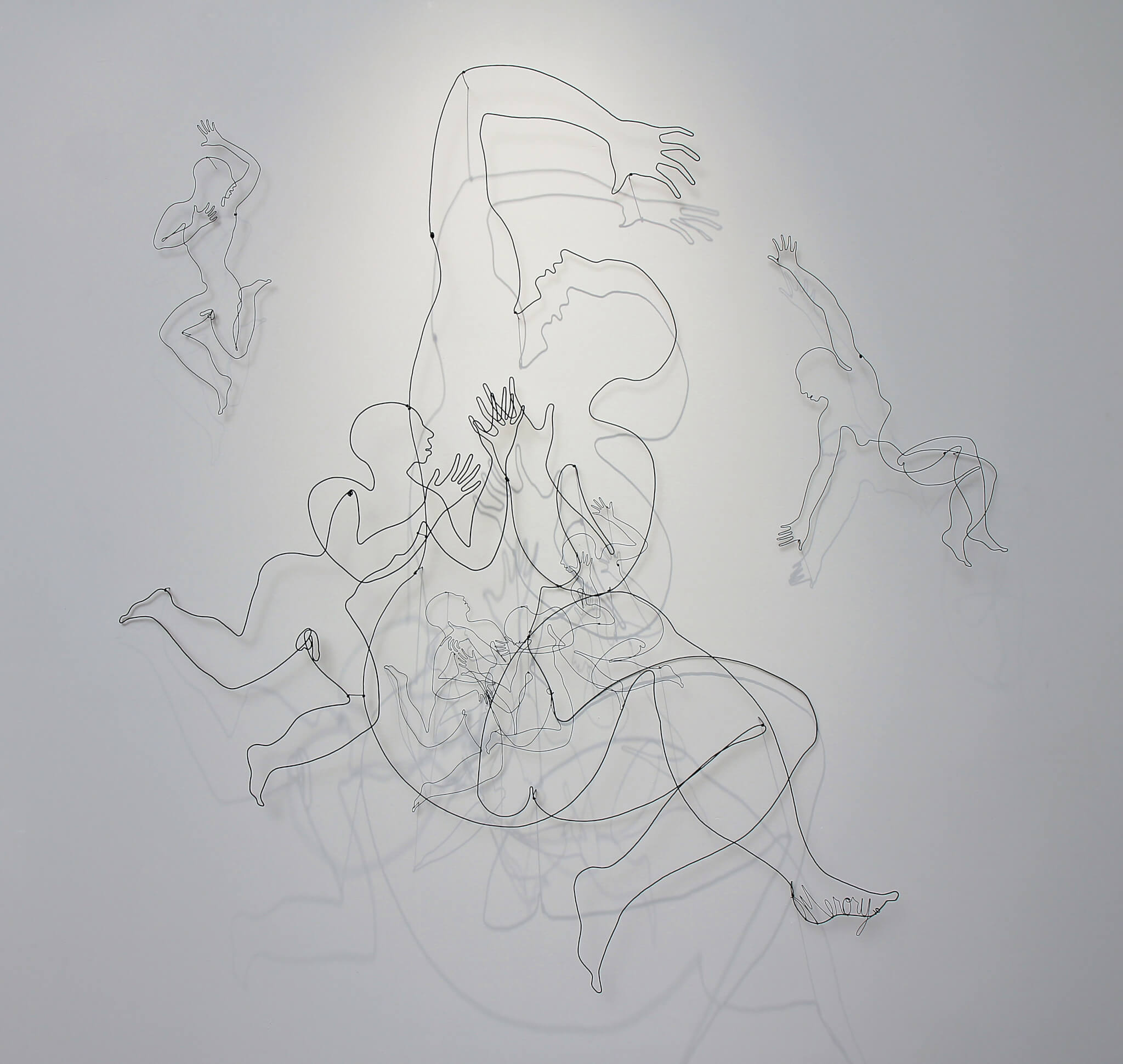 "Pamela Merory Dernham, ""Flight of Fancy"", 2011"
