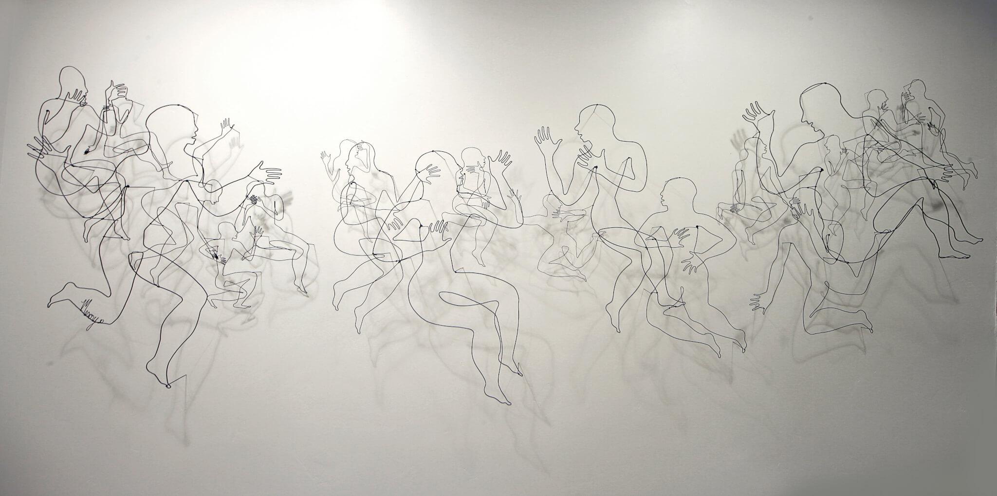 Pamela Merory Dernham, The Pleasures of Conversation, 2010