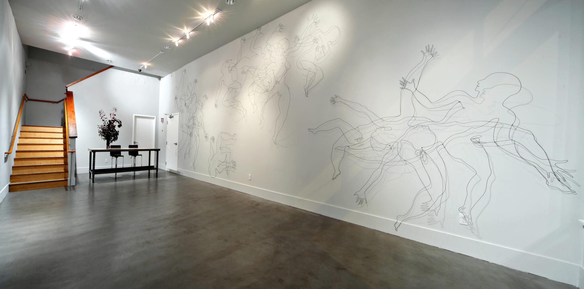 """Pamela Merory Dernham, """"Valkyries"""", 2011"""